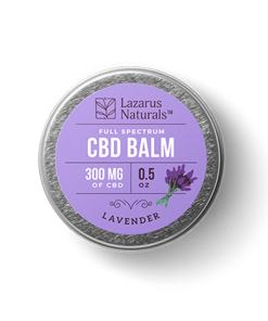 Full Spectrum CBD Balm container