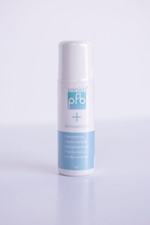 PFB + Chromabright ingrown hair
