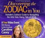 AstrologyADV intro rectangle - The Trickster's Zodiacal Guide to Navigating the Wild Ride Rising Tide of 2018: by Caroline Casey FREE from the ShiftNetwork