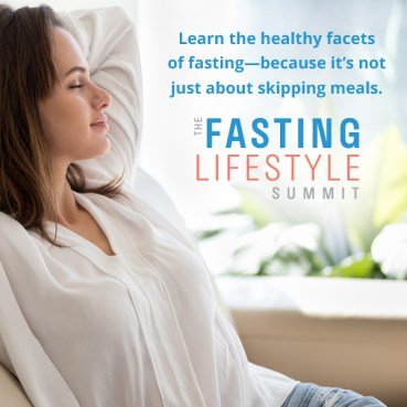 The Fasting Lifestyle Summit free recipes