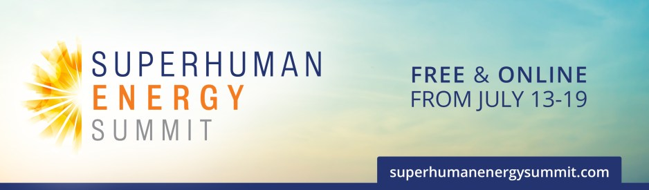 Superhuman Energy Summit