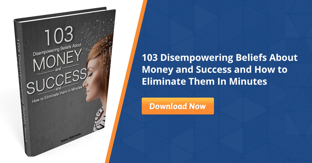 affiliate FB ad e book financial program 1200x628 - Eliminating 103 Disempowering Beliefs about Money & Success: from The Tapping Solution