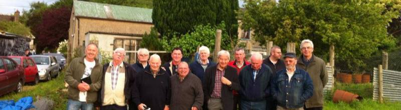 Men's Sheds - Fighting Isolation in Irish Men