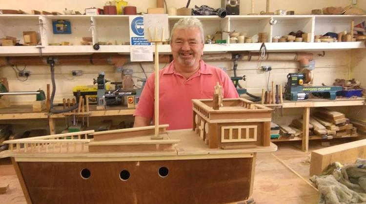 The Power of the Men's Shed