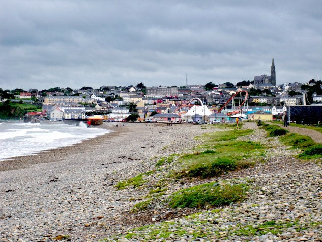 Tramore Beach, Waterford, Ireland