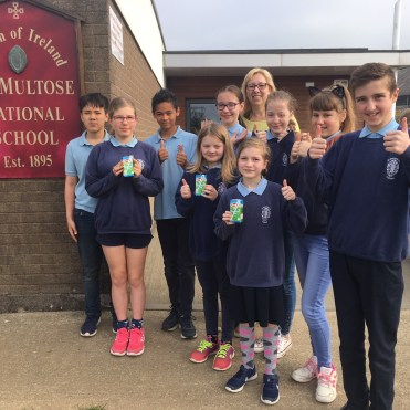 St multose 5th and 6th - Plastic Free 4 Schools