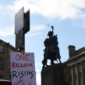 One Billion Rising, Durham 2013