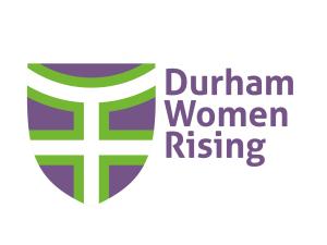 Durham Women Rising Logo