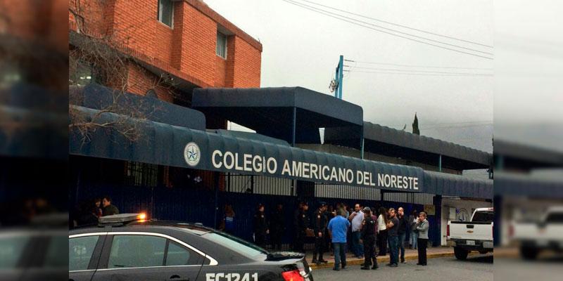 #Monterrey Confirma Vocero De Seguridad: No Hay Muertos, Solo 4 Heridos Por Tiroteo En Secu