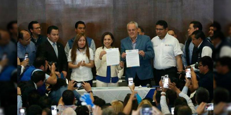 Josefina-Vazquez-Mota-registro-candidatura-Edomex