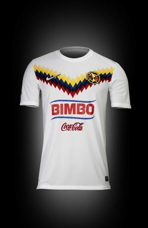 Tercer uniforme de las Águilas del América