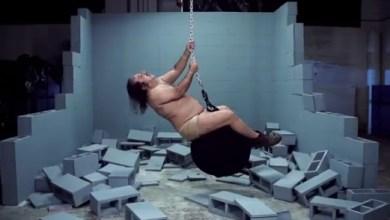 Ron Jeremy Wreckin Ball Miley Cyrus