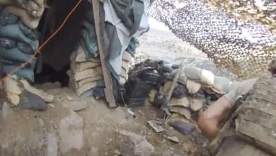 VIDEO Tropas gringas piden refuerzos y les contestan con una bomba