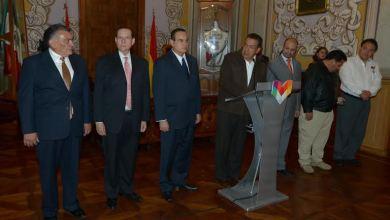 nombramiento de Jesús Sánchez Noriega como titular Seguridad Ciudadana Morelia