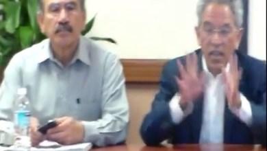 Photo of #VIDEO Rector De La U. Michoacana Hace Berrinchito En Negociaciones Por La Gratuidad