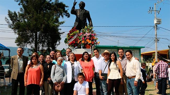 homenaje a periodistas de Michoacán