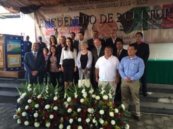 Embajador de Rusia inaugura Casa de la Cultura Panindícuaro