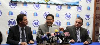 PAN Michoacán rueda de prensa