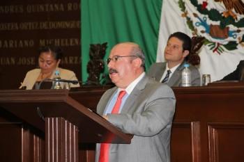 diputado Santiago Blanco Nateras Michoacán