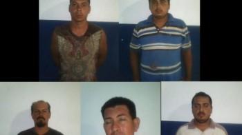sobrinos de El Chayo y el Kike detenidos