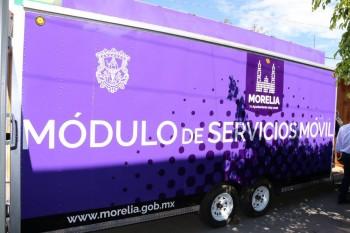 modulo de servicios moviles
