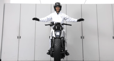 Moto Honda Riding Assist