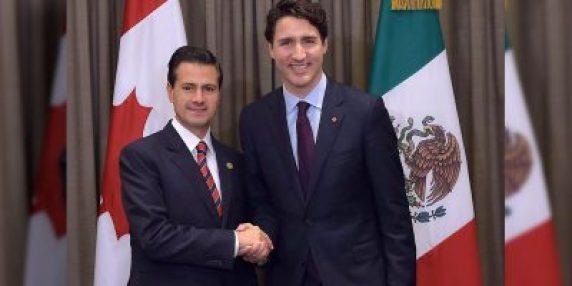 Peña-Nieto-y-Primer-Ministro-de-Canada-Justin-Trudeau
