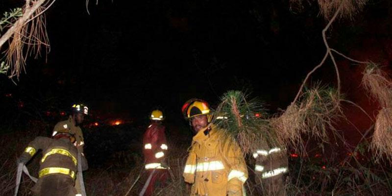 Controlado,-El-Incendio-Forestal-En-El-Cerro-De-La-Cruz