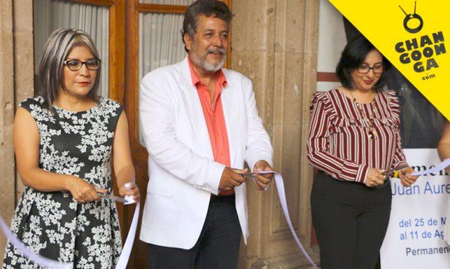 Juan-Aurelio-exposicion-Michoacán