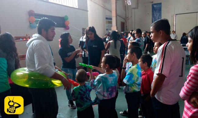 niños-casa-hogar-La-Aldea-evento-6