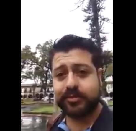 #Denúnciamesta Alcalde de Pátzcuaro aplicó la de Graco y se agandalló apoyos