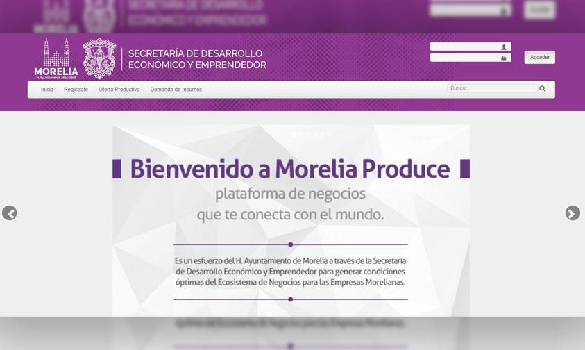 Morelia-Produce