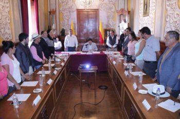 Alfonso Martínez amplía apoyos educativos a favor de niños de escasos recursos