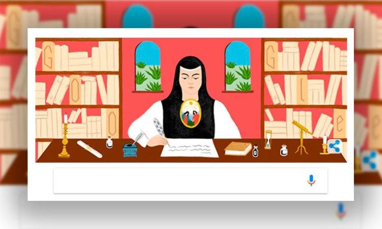 Google-Sor-Juana