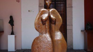 obra del Escultor Francisco Ramírez Rodríguez