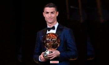 Cristiano-Ronaldo-Balon-de-Oro
