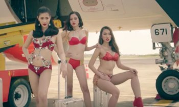 mujeres-bikini-aerolínea-Vietnam