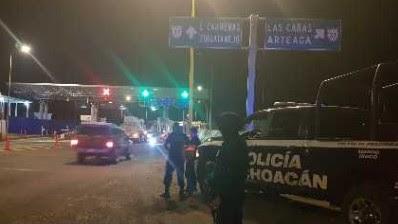 #Michoacán Blindan Límites Con Guerrero Tras Ataque A Familia En La Siglo XXI