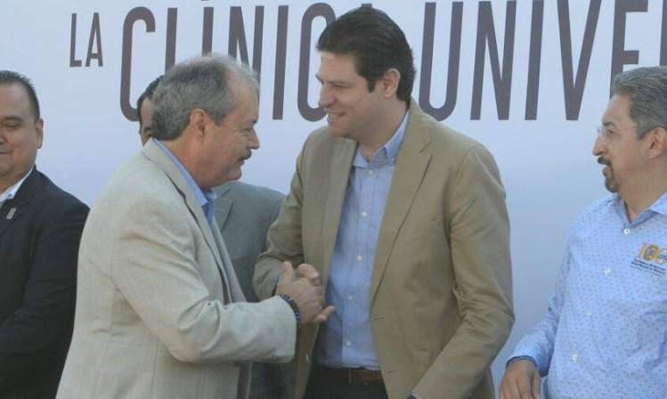 Alfonso Martinez y Victor Silva Tejeda