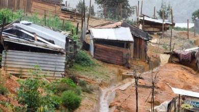 Pobreza Viviendas Casas