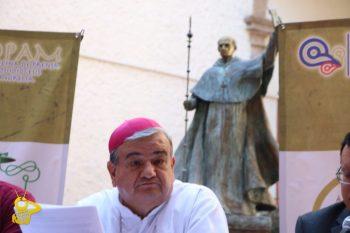 Arzobispo Carlos Garfias