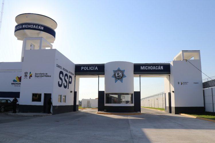 Cuartel SSP