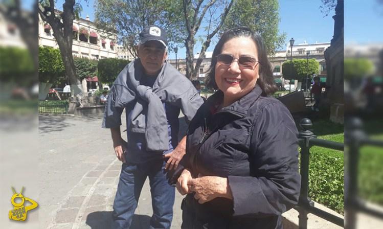 Turistas primavera Morelia