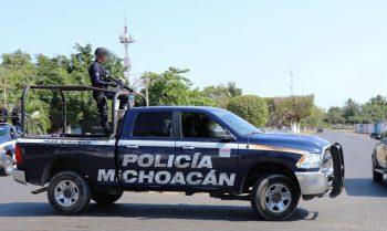 ZEE seguridad Michoacán