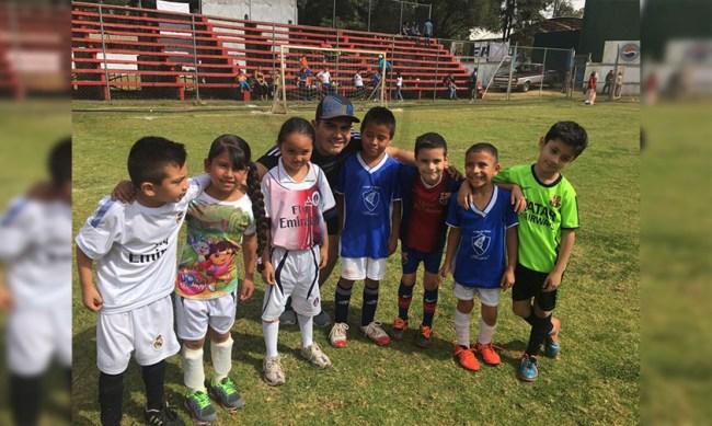futbol niños Uruapan