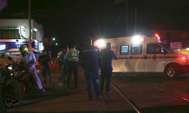 tren Morelia accidente