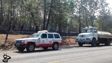 Photo of Atienden Tres Órdenes De Gobierno Incendio Forestal En San Jerónimo Purenchécuaro