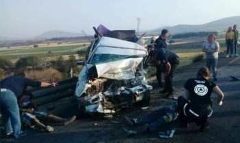 accidente Yurécuaro