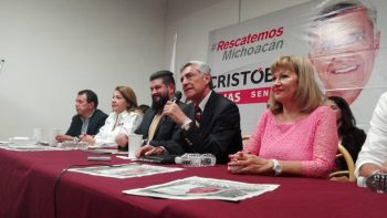 Cristobal Arias Michoacán