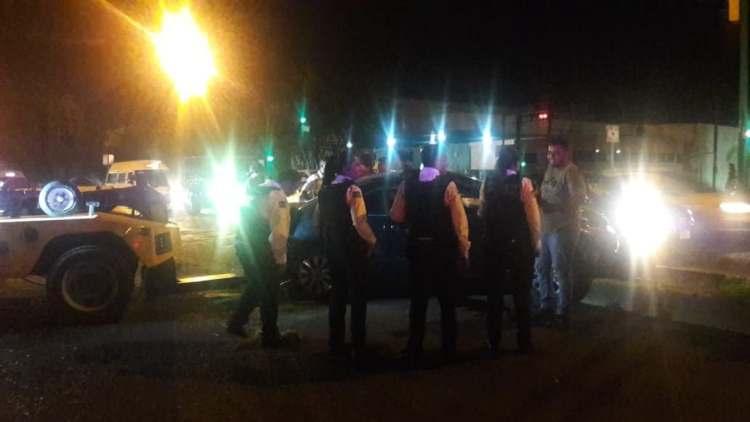 MORELIA Desconocidos realizan detonaciones a las afueras de la Secretaría de Gobierno (8) (1)